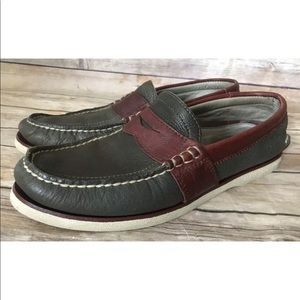 Sperry Gold Cup Slip On Loafers 8.5